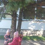 Stebėjimai ir atradimai darželio kieme